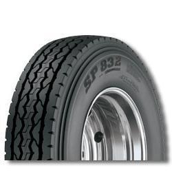 SP 832 Tires